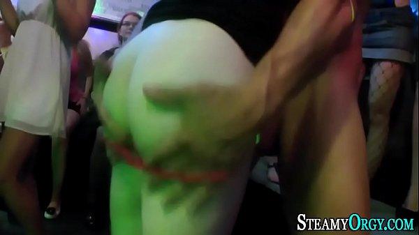 Amateur party hos fucking