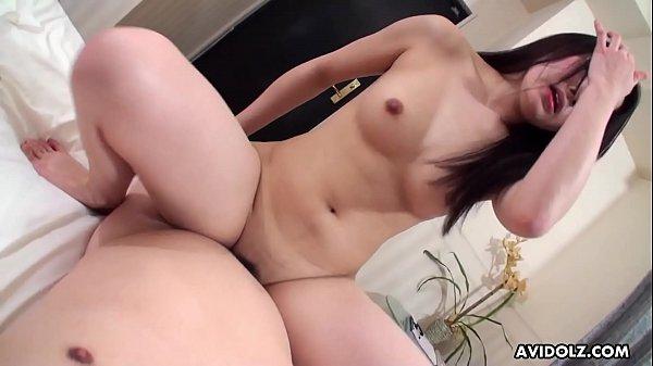 Miyuki knows how to satisfy a horny man she likes