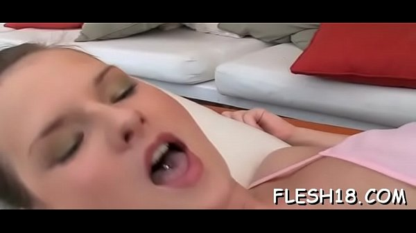 Luscious Carol gets awesome bang Thumb