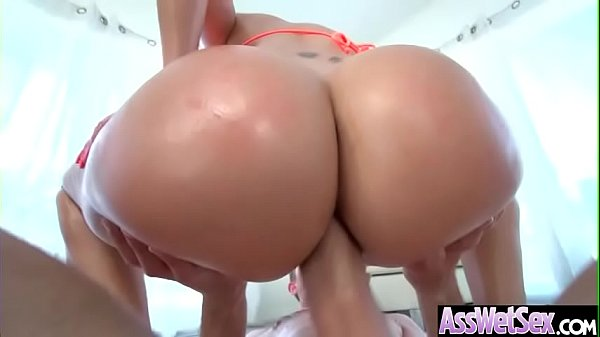 (Savana Styles) Superb Girl With Big Ass Enjoy Hard Anal Sex clip-30