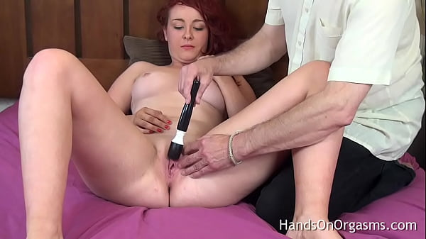 Lucky Cameraman Edges Babe Until She Is Dripping Wet And Her Pussy Throbs From Her Orgasm