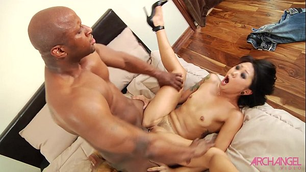 Asian Star Saya Song has her 1st BBC - Interrac...