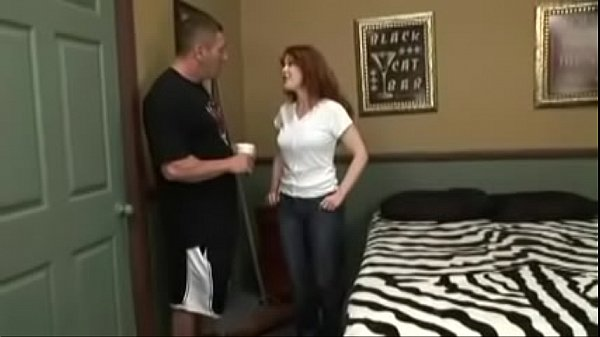 Busty Milf Fucked Hard By Neighbour