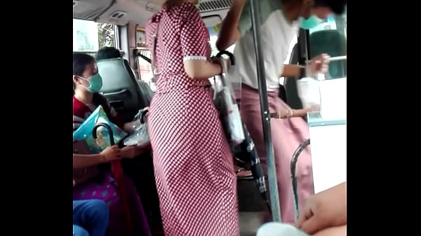 Buttock on the Bus