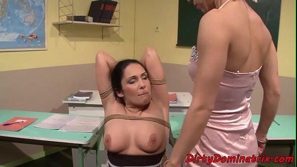 Female Student Seduces Teacher