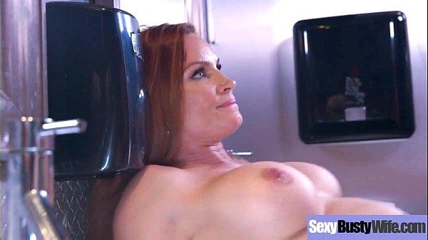 (Diamond Foxxx) Big Round Tits Mommy In Hardcor...