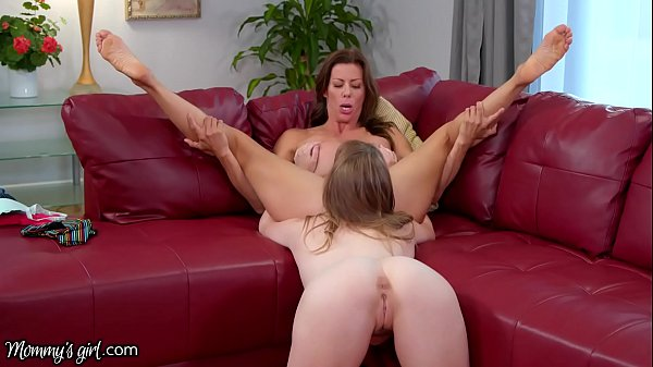 MommysGirl Busty Brat Blackmails her Step-MILF ...