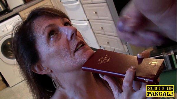 Bible bashing sub slut doggystyled Thumb