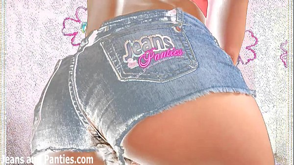 These jeans are sexy but they are a little too ...