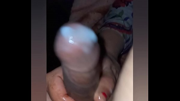 Quick cumshot show