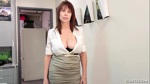 Busty Milf Wants This Young Cock