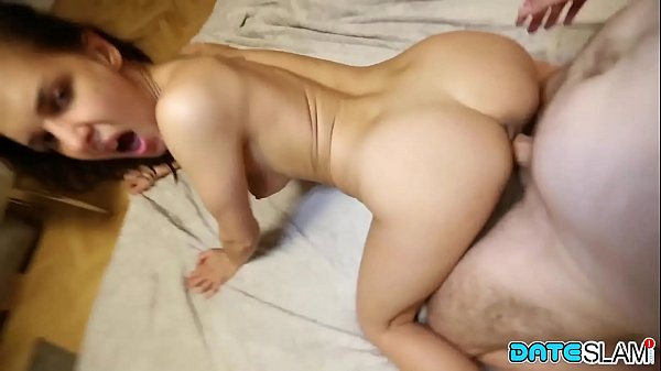 Date Slam - Russian babe Alina Henessy fucked on first date - Part 2