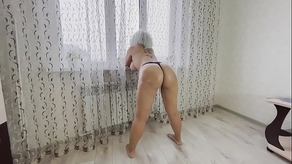 Anal sex and blowjob with a hot and mature MILF