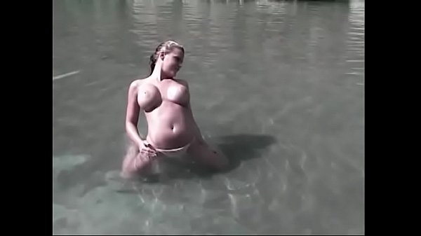Busty slut Tina Cheri takes hard schloeng in her gorgeous butt on the boat in the Lake Havasu