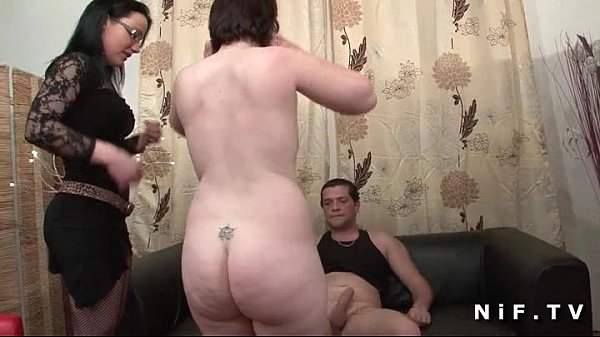 Amateur Bisexual Mmf Anal