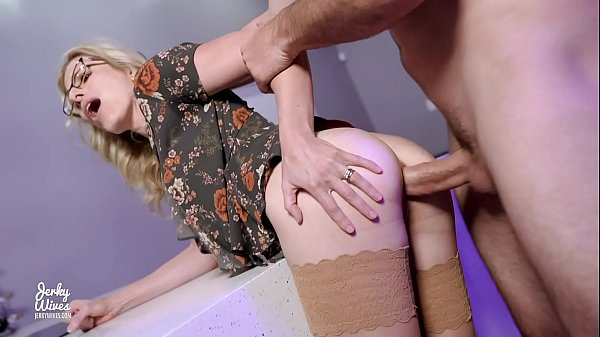 Cory Chase in Cheating Milf gives up her Ass to the Boss Thumb
