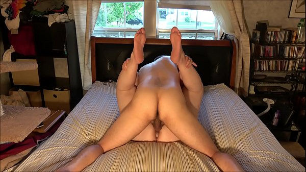 Extremely Horny Amateur Couple Screws and Cums in Hot, Homemade, Creampie Fashion: With Window Shades Pulled Aside, We Fuck Each Other in the Middle of the Day and Moan and Yell Out in Absolute Ecstasy