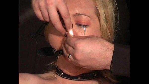 Crying Donnas Ballgagged Humiliation and Electro Pain Thumb