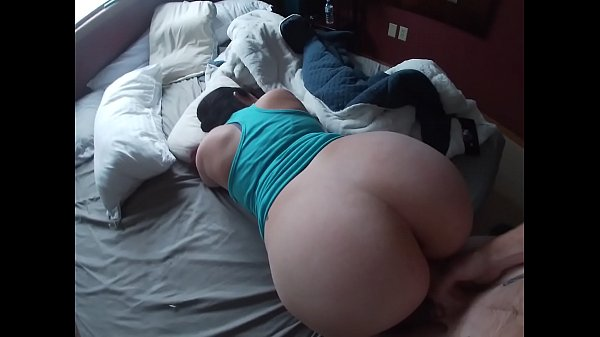 Bbw ass up ready to take care of a fat cock