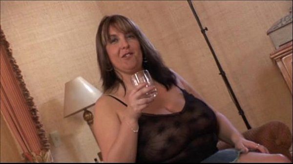 Big tits milf fucking two black cocks in Hot BB...