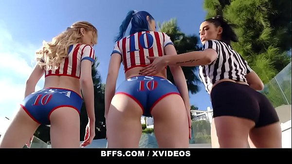 BFFS - Athletic Teens (Vanessa Sky) (Jewelz Blu...