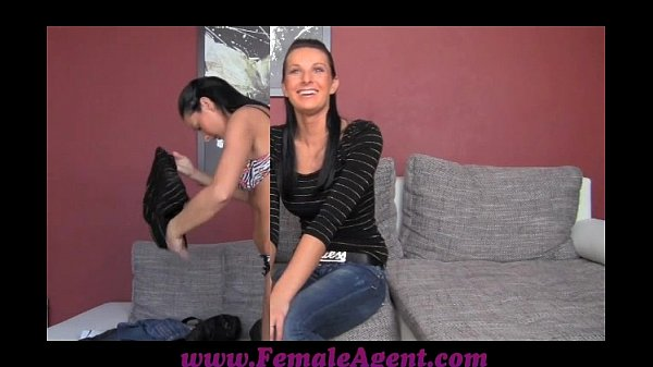 FemaleAgent Up close and personal