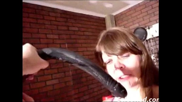 Mom Throat is Insatiable and Hollow blowjob dil...