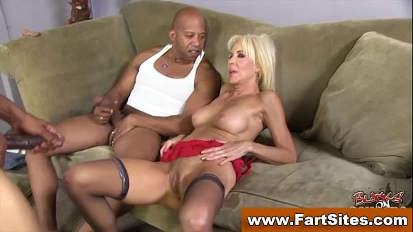 Interracial loving cougar fucked Thumb