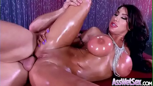 Deep Hard Anal Sex With Big Round Ass Slut Girl...