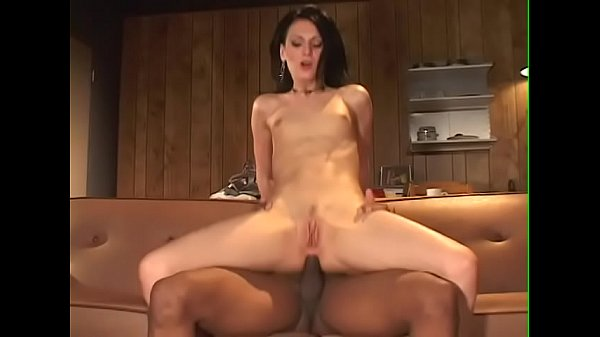Young bitch Victoria Sin with perky nipples screams for more when black guy is destroying her anal Thumb