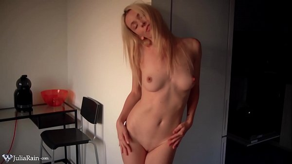 Julia Rain Teases with Body and Touches Pussy before Sex Thumb
