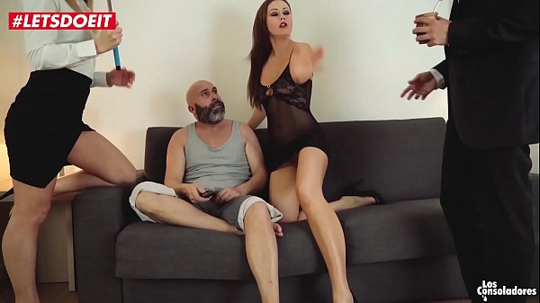 Vip Sex Vault - Spanish Couple Spice Up Their Sex Life With Teen Swingers (Tina Kay)