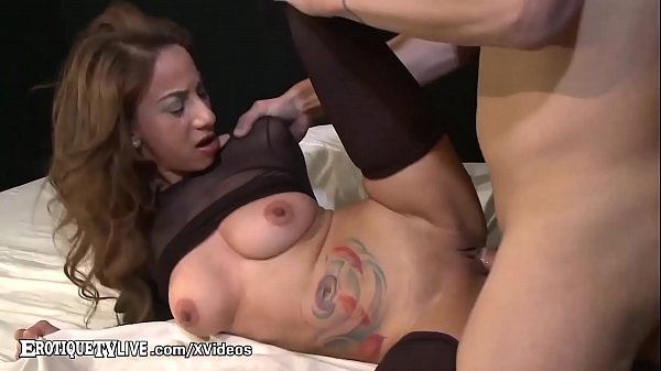 Sexy Petite Brunette Stassi Sinclair Fucked By Eric John!