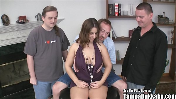 Big Tit Lexxxi Lockhart Bukkake Gang Bang Fuck ...