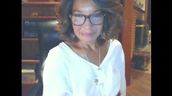 Sexy Mature Ebony Webcam