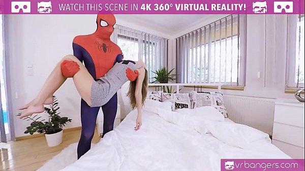 VRBangers.com Spider-Man: XXX Parody with sexy ...