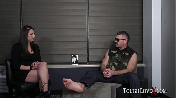 TOUGHLOVEX Karl casting big tit Latina slut Tor...