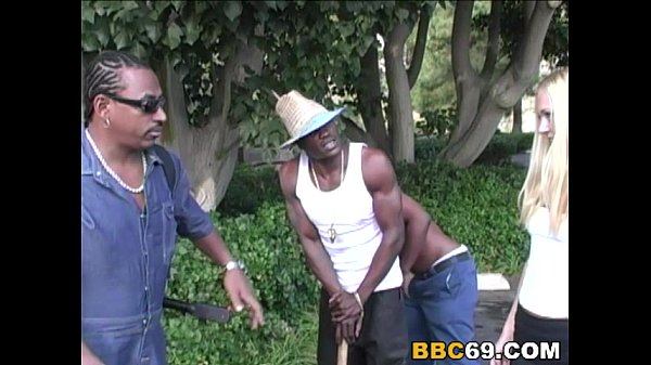 Gangbang and DP with Anal Slut Jamie Woods Thumb