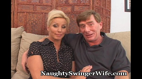 Horny Older Couple Likes To Swing