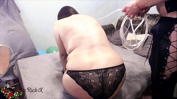 Man Hard Spanking BBW Brunette and Facefuck - Hardcore Fetish