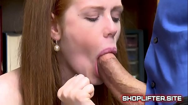 Mall Security Teen To Give Blowjob Thumb