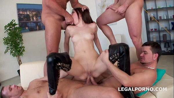 Used & a.. Timea Bela manhandled by 4 boys with TAP. ATM/DAP/ANAL/SUBMISSION/SQUIRTING - NO