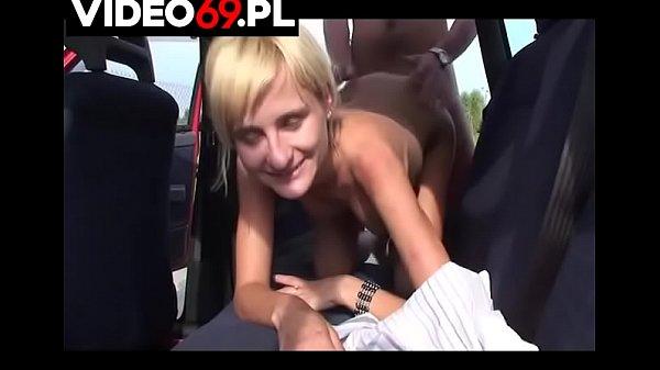 Polskie porno - Dymanie w kurewsko czerwonym fi...