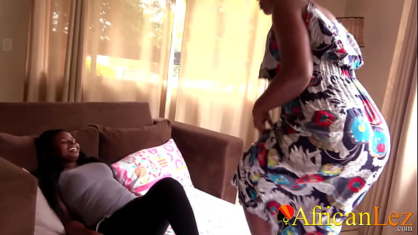 African Lesbians Muff Dive Each Other