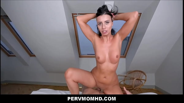 Sexy Brunette MILF Vickie Brown Fucked By Her Son's Bully POV