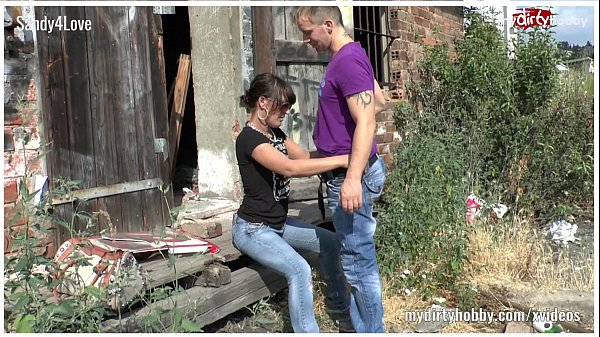German outdoor user sex at a shack Thumb