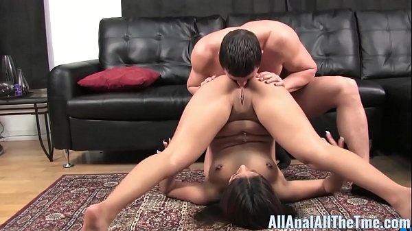 Ass Master Jynx Maze Takes Anal Creampie for AllAnal! Thumb