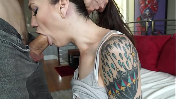 Fucked Rough and Deep by Owen Gray Cum in Mouth...