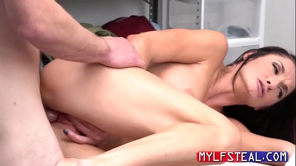 Cop Lets MILF Go After Ruining Her Pussy- Silvia Saige