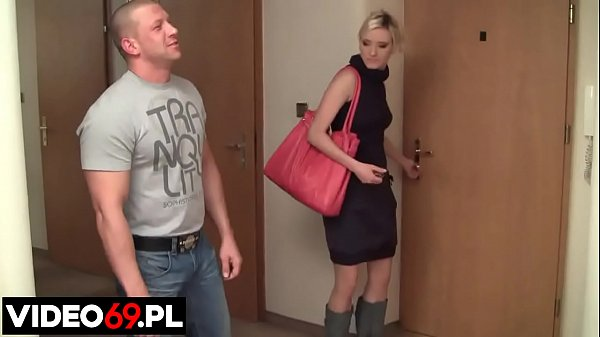Polish porn - Fucked the girl next door